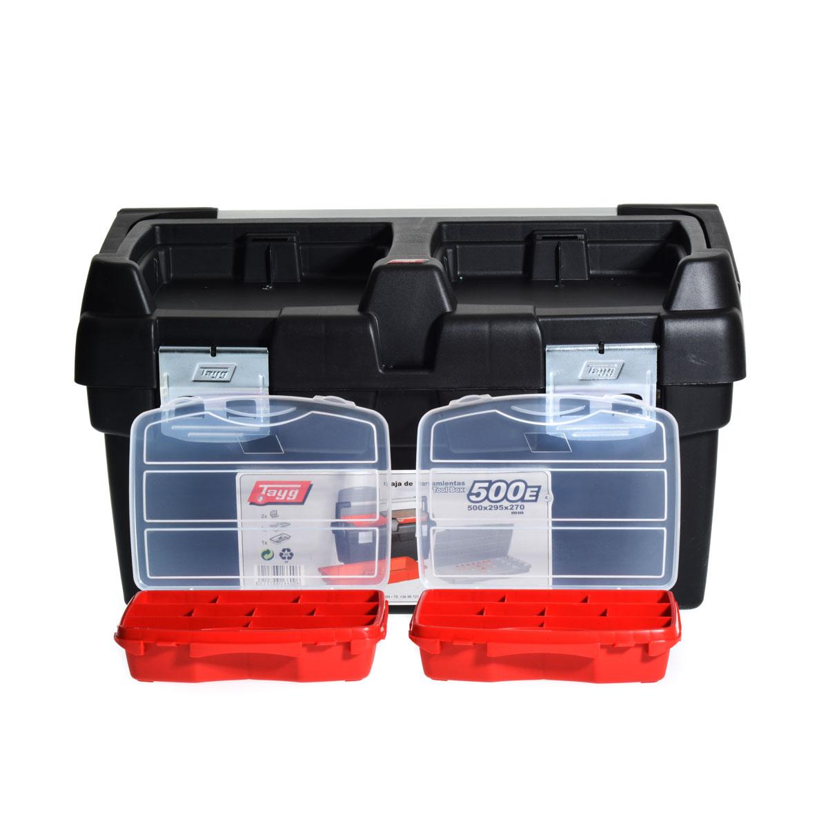 جعبه ابزار تایگ مدل ۵۰۰E (3)