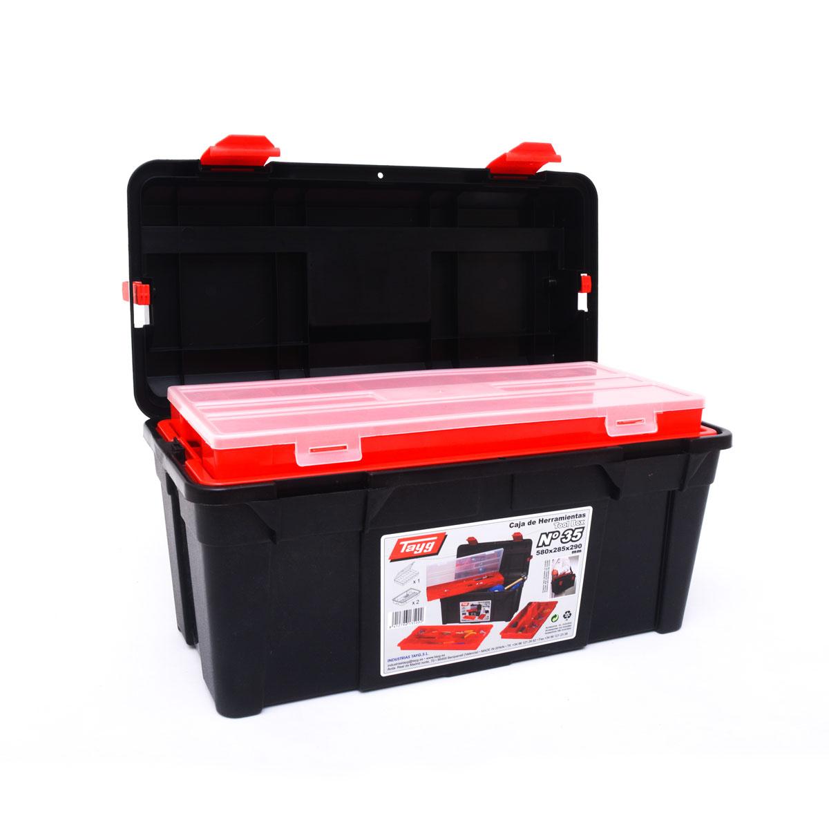 جعبه ابزار تایگ مدل N 35 (2)